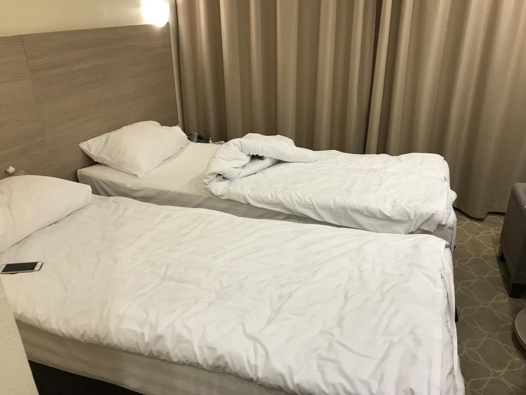 ウラジオストクのホテル、ジェムチュジナ宿泊した感想・zhemchuzhina hotel vladivostok