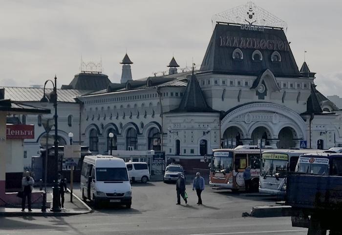 ウラジオストクタクシー