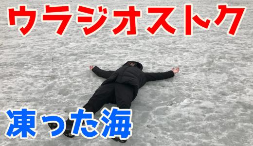 凍る海・冬のウラジオストクは面白かった!!