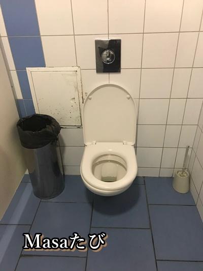 ウラジオストクトイレ